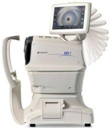 Automatinis refraktometras su keratometru  KR-1
