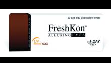 FreshKon Alluring Eyes® vienadieniai lęšiai