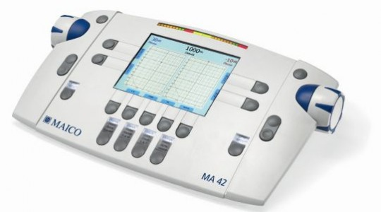 Audiometer MAICO MA42