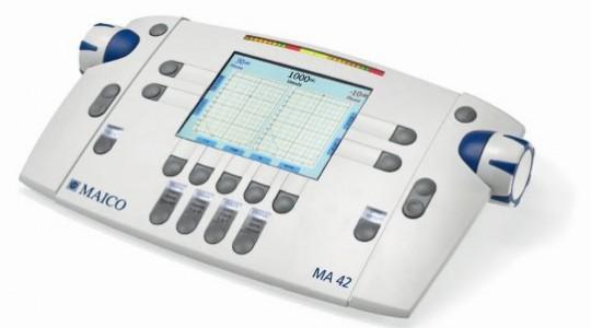 Audiomeeter MAICO MA42